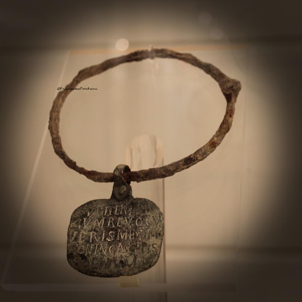 collare_di_schiavo_museo_terme_di_diocleziano