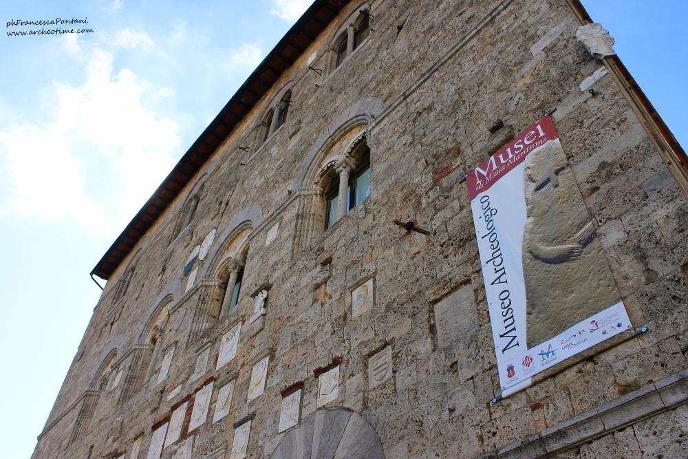 IL MUSEO ARCHEOLOGICO DI MASSA MARITTIMA (2/6)