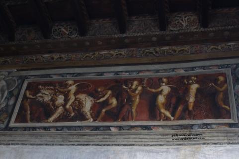 le Grottesche del Castello di Montecalvello