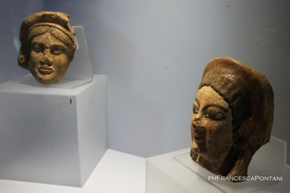 Egizi_Etruschi_antefissa_Etrusca_Montalto_di_Castro_complesso_San_Sisto