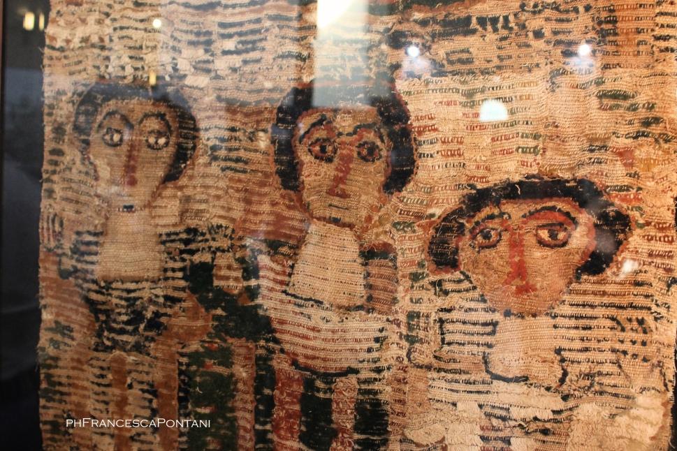 Egizi_Etruschi_tessuto_copto_Montalto_di_Castro_complesso_San_Sisto