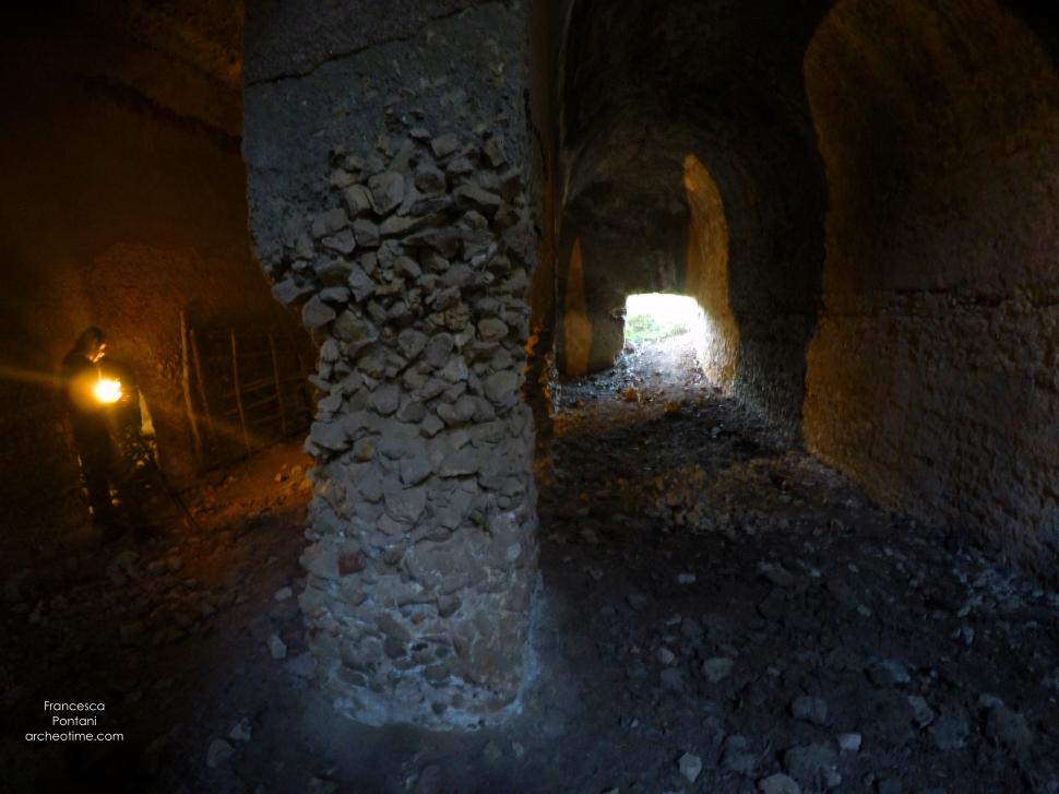 Torre_Pulita_Orte_cisterna_romana_ArcheoTime.Francesca.Pontani